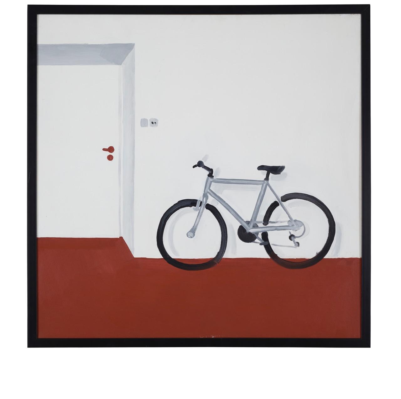 Rower miejskie Wilhelm Sasnal